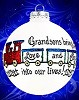 HG Grandson Ornament Train