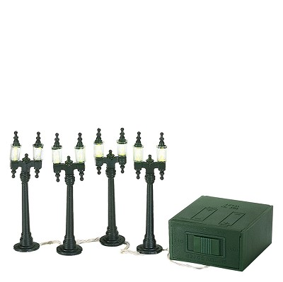 CP Double Street Lamps,56.59960
