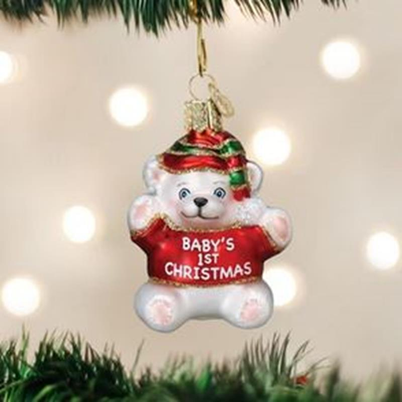 Baby's First Christmas,12093