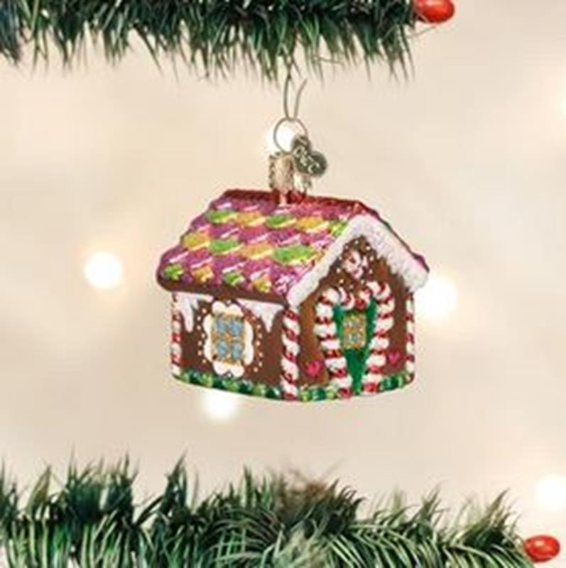 Gingerbread House-Small,20013