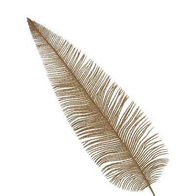 Gold Feather Pick,598092