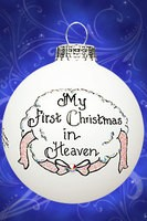 First Christmas In Heaven Girl,2026