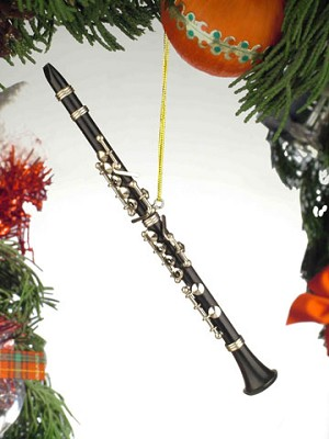 Black Clarinet Orn.,OBCL12