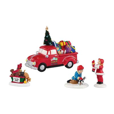 SV Holiday Special Toy Town Accessory Set of 4,4035578