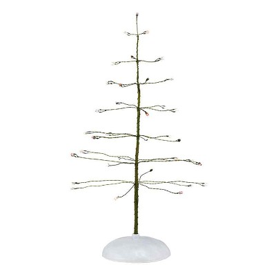 CP Red & White Twinkle Brite Tree,4038812