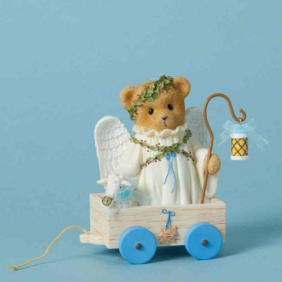 Bears Angel/Cart/Lamb,4040471