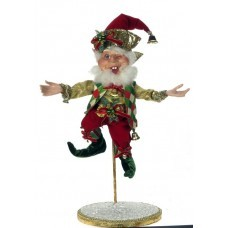 Bell Ringer Elf - Medium,51-41402