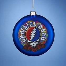 Grateful Dead Disc Ornament,GD4143